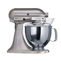 Фото Миксер KitchenAid Artisan 4,8л 5KSM150PSENK
