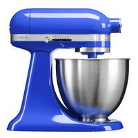 Фото Миксер KitchenAid Mini Artisan 3,3 л 5KSM3311XETB